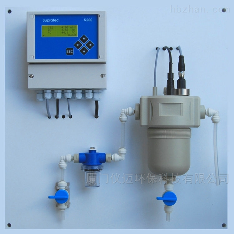 S200在线电导率分析仪 德国Supratec