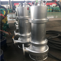 WQB400-26-45防爆型潜污泵不锈钢材质
