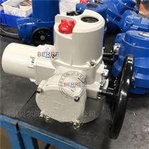 江蘇貝爾部分回轉整體調節型Q型電動執行器