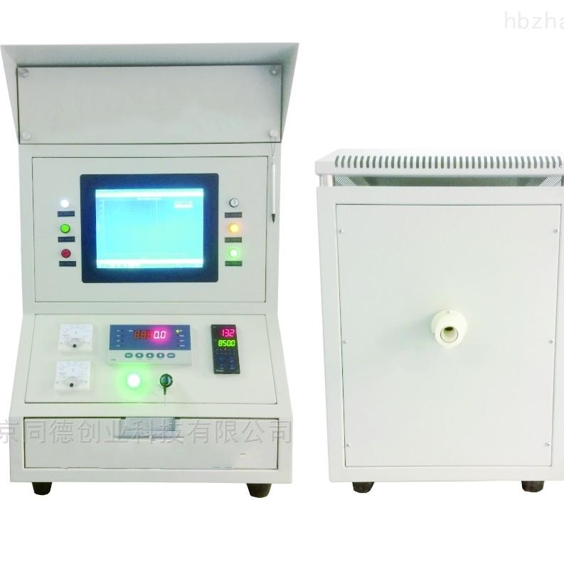 电脑发气性测定仪 铸造材料发气测量仪