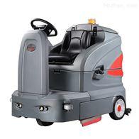 S160高美高铁站机场驾驶式拖地机
