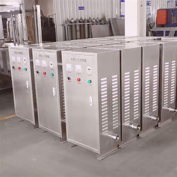 焦作微电解水箱水质处理机