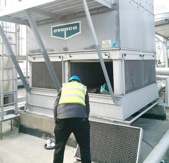 冷却塔清洗方案