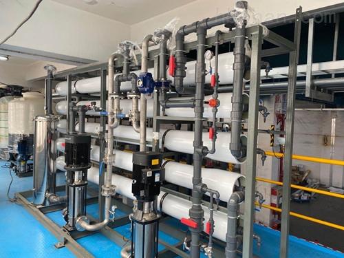 大型超纯水处理设备工艺流程jpg