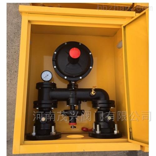 燃气调压箱