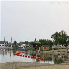 水库水深禁入警戒浮筒 尼龙绳串联