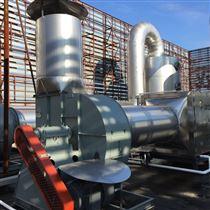 FINE-JH60000福建某饲料加工厂废气净化除臭设备