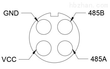 两要素超声波风速仪产品接线定义.png