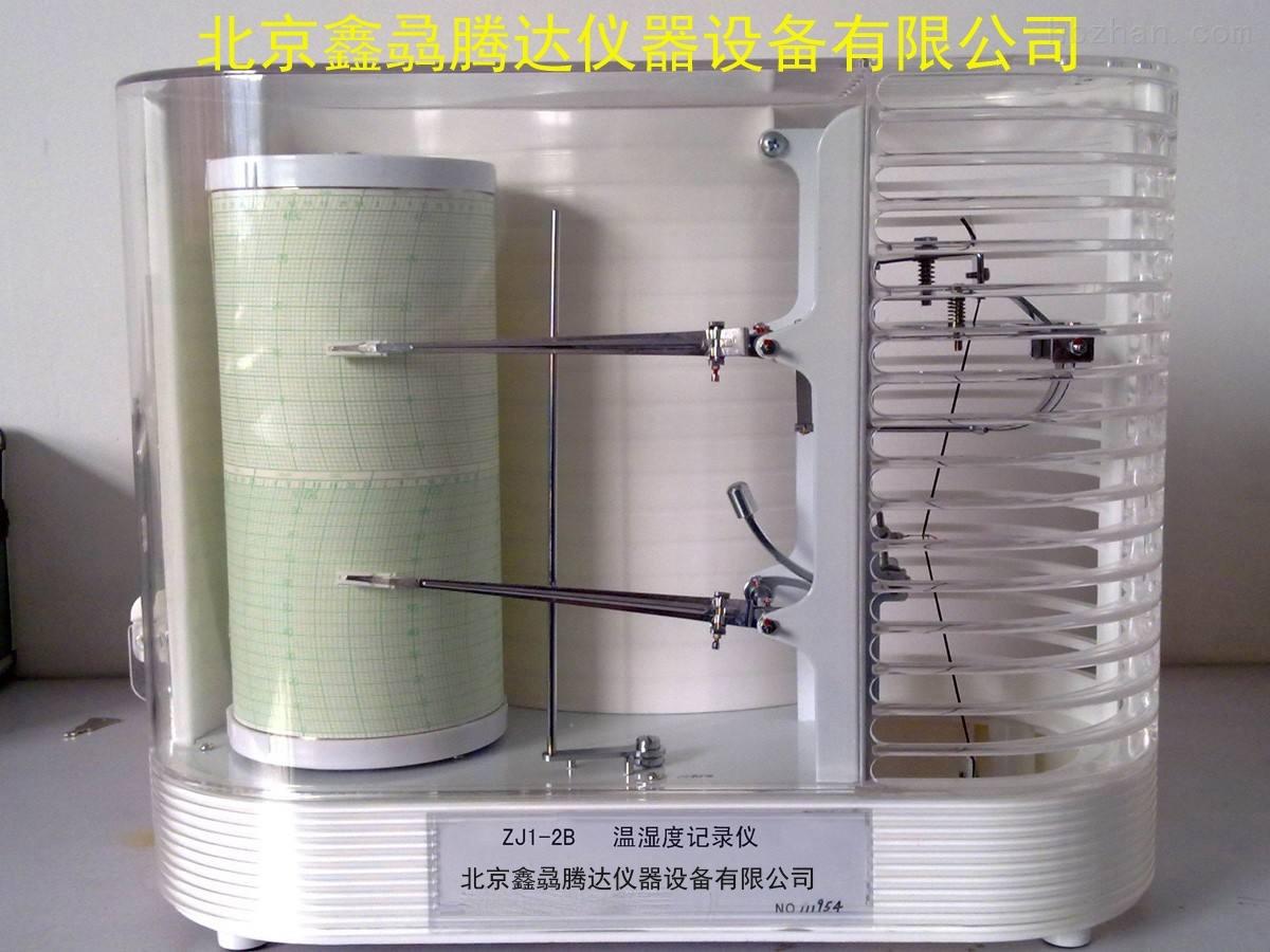 ZJ1-2B温湿度记录仪(周记)