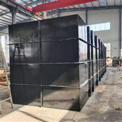 農村MBR膜一體化污水處理設備