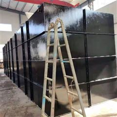 50T/D農村生活一體化污水處理設備