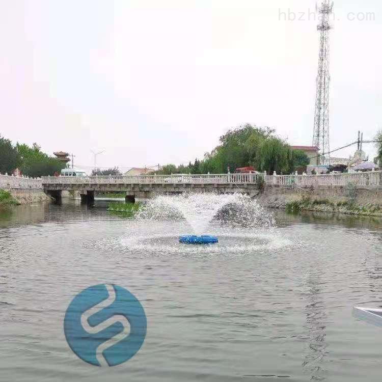 南京兰江太阳能曝气机原理选型报价