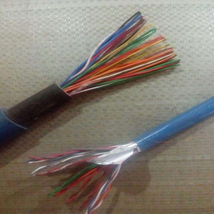 KFFP氟塑料绝缘和护套屏蔽控制电缆