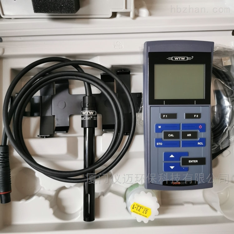 德国WTW  Cond 3310便携式电导率仪