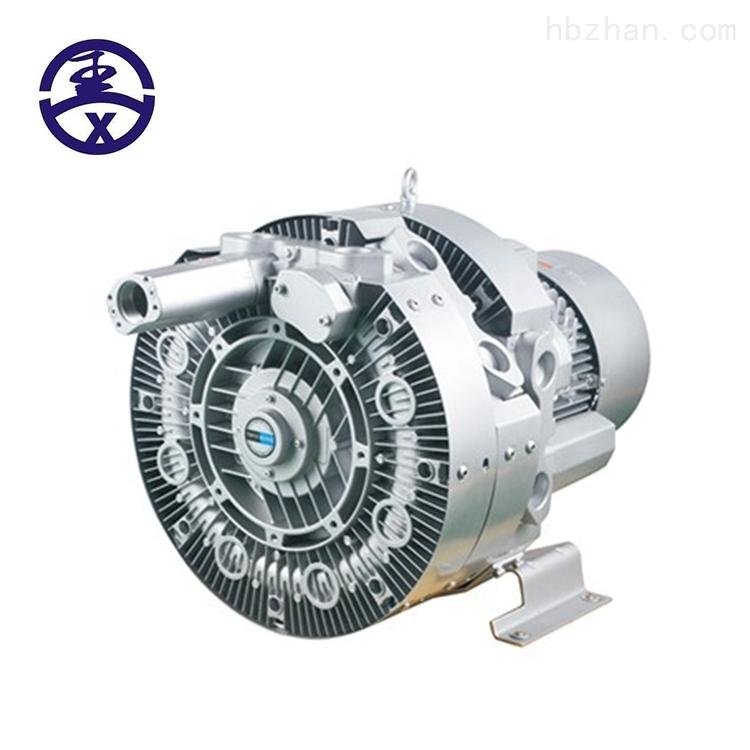 污水曝气用漩涡鼓风机 三叶轮气环风机