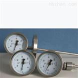 WSS双金属温度计,万向型,径向型