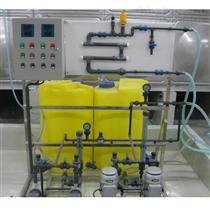 三氯化鐵除磷定量加藥設備