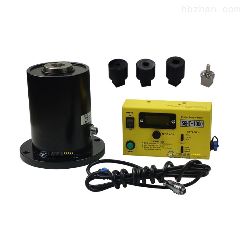 0-1000N.m电动枪扭矩测试仪