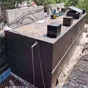 农村生活污水处理美丽乡村一体化设备