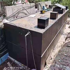 HTDM豆制品污水处理设备地埋一体化AO工艺