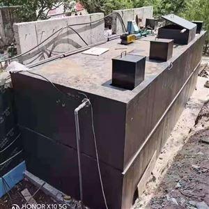 HTDM肉食加工屠宰污水处理设备地埋一体化