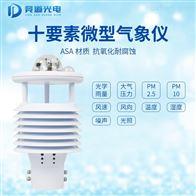 JD-WQX10十要素气象仪