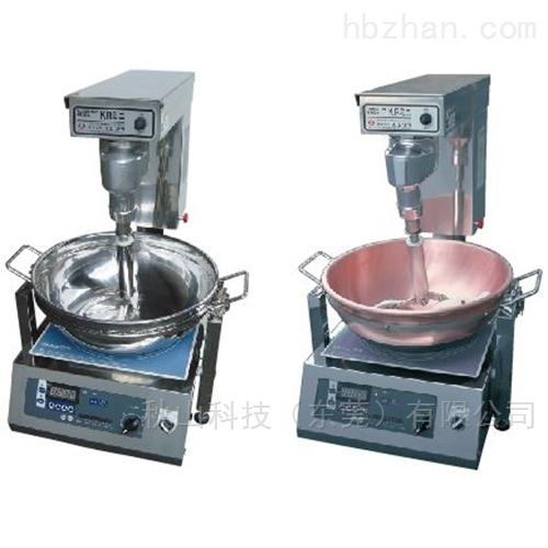 日本kajiwara台式加热搅拌机KR mini IH