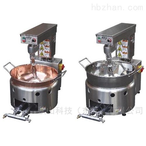 日本kajiwara小型沸腾搅拌器 KRjr