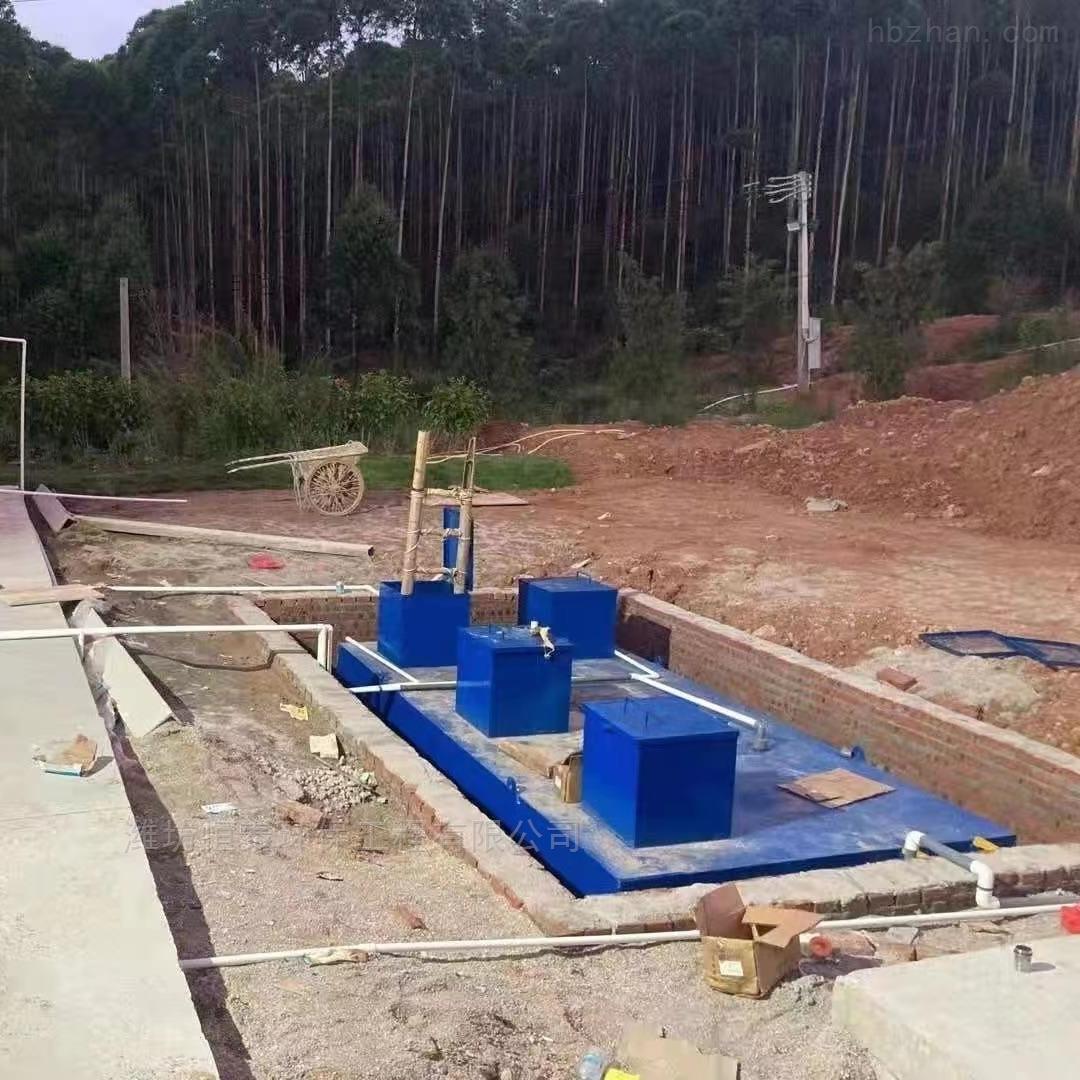 地埋一体化污水处理设备厂家直销质量保证
