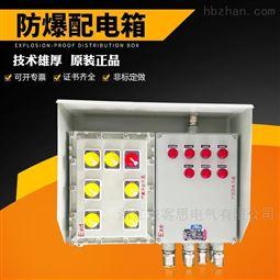 防爆照明动力配电箱BXM(D)51-T,化工厂