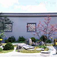 庭院景观设计施工