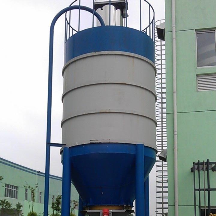 石灰自动投加装置石灰料仓原理及选型