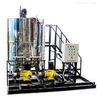 ht-418磷酸盐加药装置内部构造及操作说明