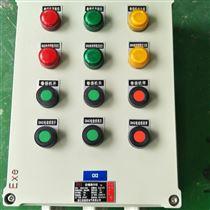 10硝化尾气吸收8灯8钮防爆控制箱