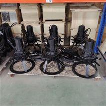 污水充氧水质改善设备不锈钢离心式曝气机
