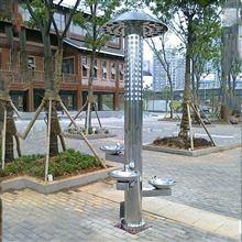 创意路灯饮水机