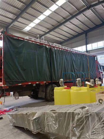 庆阳诊所污水处理设备工艺流程