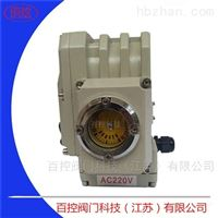 精小型电动执行器原理 电动球阀