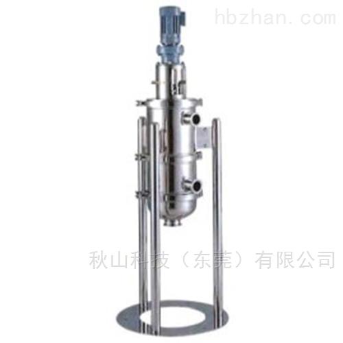 日本荒井铁工高粘度浆料过滤装置W-CELL