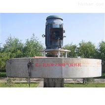 爱尔氧海神立轴直驱曝气搅拌器氧化沟曝气机