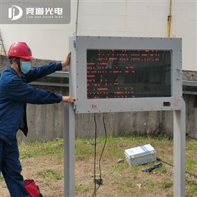 JD-FB化工园区微气象监测站厂家