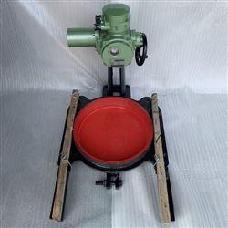 电动铸铁镶铜圆闸门