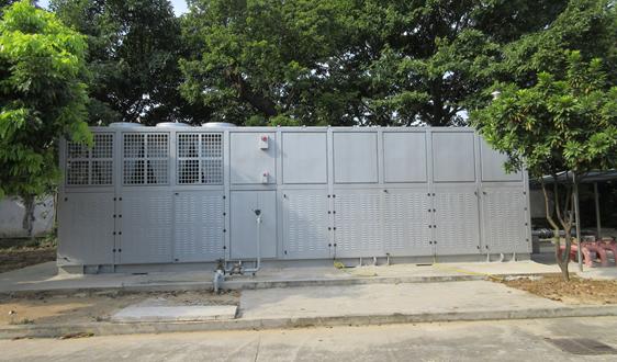 低溫冷凝結合吸附技術處理油庫VOCs的工程應用
