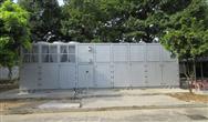 低温冷凝结合吸附技术处理油库VOCs的工程应用