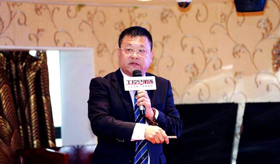劉明日︰智能高效電機在工業互聯網的應用