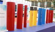 管式膜:投資小于陶瓷膜,壽命高于平板膜和中空纖維膜