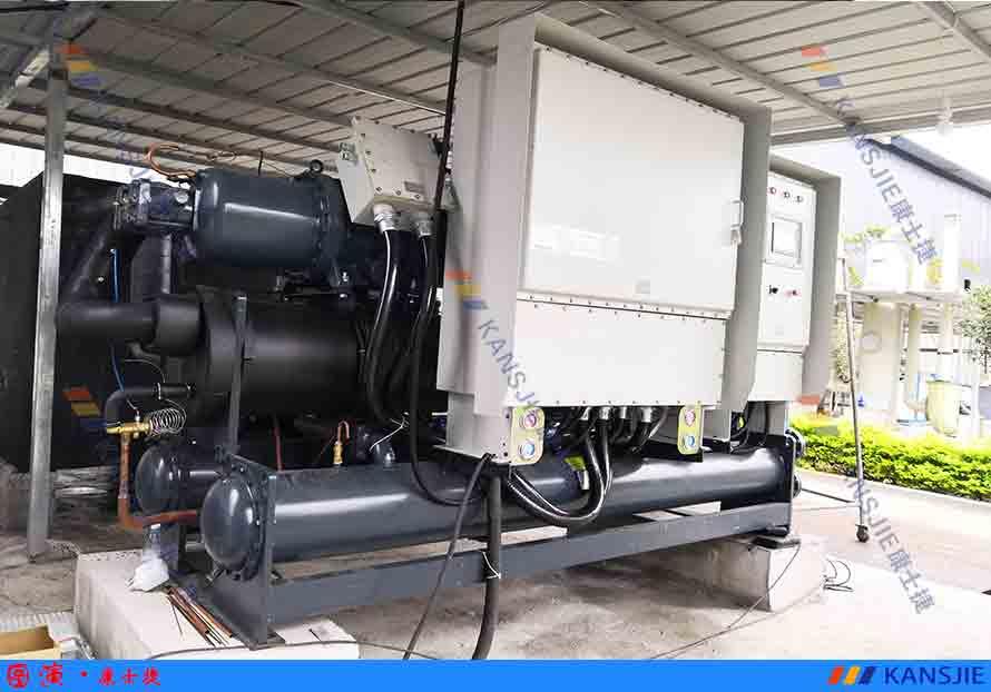 制药行业用低温防爆冷水机组使用案例