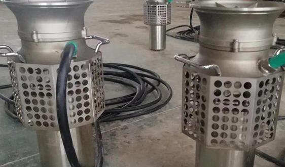 """淬炼新一代反轴流潜污泵 鄂泉泵业驶向泵""""智造""""跑道"""
