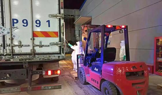 刻不容缓,奋战3小时!雅居乐环保集团助力武汉处置涉疫冷冻食品