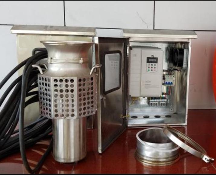 便携式不锈钢潜水泵特点选型与用途